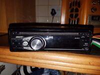 jvc car stereo kdr311