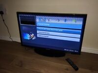 Samsung 32 Inch LED TV Faulty Screen