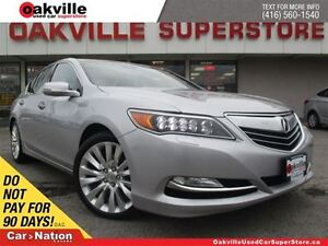2014 Acura RLX w/Tech Package | NAVIGATION | SUNROOF | LEATH