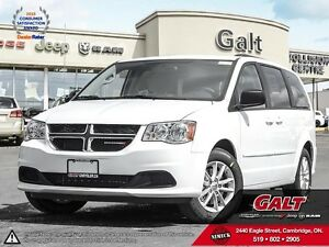 2016 Dodge Grand Caravan | SXT | X COMPANY DEMO | BACK UP CAM |