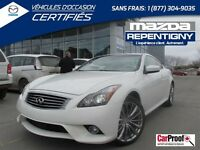 2011 Infiniti G37X G37XS AWD/SPORT PACKAGE/CUIR/TOIT/MAGS