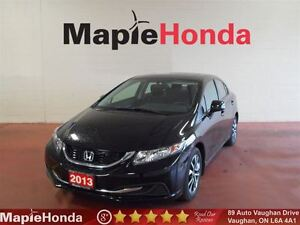 2013 Honda Civic EX|7Year/160K Warranty| Bluetooth Connectivity,