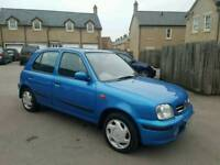 Nissan Micra 1.0 only done 58000