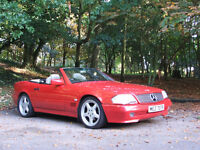 Mercedes SL 300 (R129) Automatic