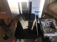Sony PlayStation 3 fat 80 gb console