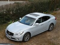 Superb luxury, exceptional colour(Arctic silver metallic), low mileage (36000), exceptional value.