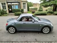 Daihatsu Copen 1.3 2008 Grey, Kei, 11 Months MOT, Service History, Kenwood Sound System and Alloys