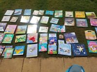 Collection of childrens books