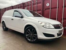 Vauxhall Astra Van 1.3 Diesel 2010 Year Mot No Advisorys Drives Great 5 Seats Alloys Cheap Van !