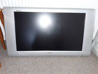42 inch Sanyo TV with stand