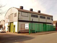 STORAGE UNITS/WORKSHOP/OFFICE - VARIOUS SIZES - from £120pm