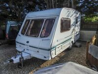 Swift Archway Lowick 2 Berth Touring Caravan - Excellent Condition