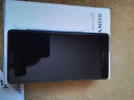 Sony Xperia aqua mobile phone