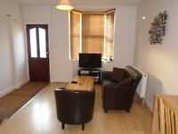 Modern 3 bed house available with garden