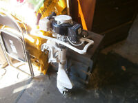 SMALL OUTBOARD MOTOR IDEAL FOR DINGHY / TENDER