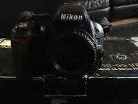 NIXON D3100 DSLR CAMERA With Tripod