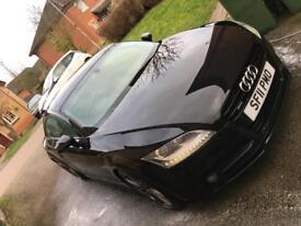 Audi TT Black Edition 2.0 TDI Quattro 2011