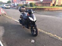 50CC Moped for sale- Aprilia Sport City One 50