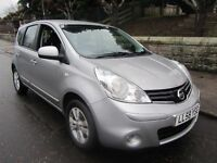 2008 58 Plate Nissan Note 1.4 Acenta 5 Dr hatch - FACELIFT - FINANCE AVAILABLE - p/ex -