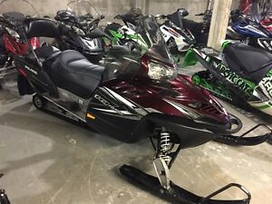 2009 polaris 750 turbo touring sentier
