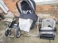 Mamas & Papas Travel System_Primo Viaggio Seat_Used_Bargain