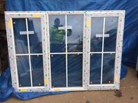 UPVC Window 1732mm x 1265mm ref 288