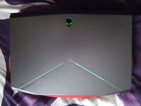 Alienware 17 DELL gaming laptop