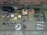 Lambretta scooter parts and accessories