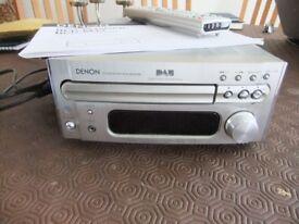 DENON RCD-M35DAB CD/RECEIVER