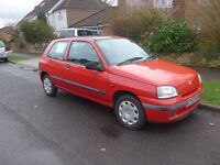Renault Clio 1.2 - Low Milage