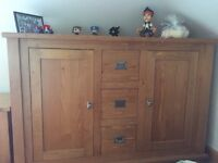 Beautiful Dutch Kidsmill nursery furniture. Cot, wardrobe, side board and toy box. £400 was £2000