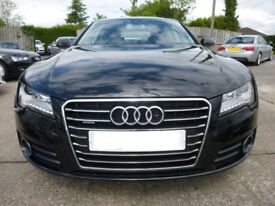 Audi A7 (2010) TDI, Quattro, Sportback, S-Tronic 7 speed Dual Clutch Automatic- Excellent Condition