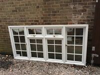 Double glazed very good condition