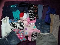 GIRLS CLOTHES AGE 9 - 10