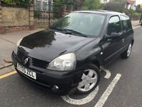 RENAULT CLIO Expression 16v 1.4 3dr *Lady Owner from New* Guarantted 20,000 Miles 06-Months Warranty