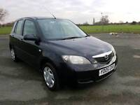 Mazda 2 1.4 petrol manual in good running order with mot