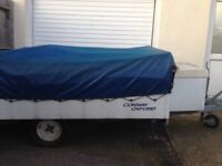 Conway Oxford trailer tent