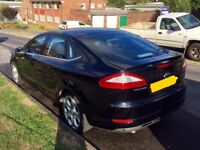 2007 FORD MONDEO TITANIUM X 2.0 TDCi very low mileage one owner form new