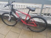 Red Apollo phaze new tyres fitted!!! Open to offers