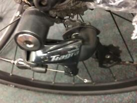 Shimano tiagra 4700 group set with fsa gossamer chainset and tektro brakes nearly new