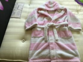 AGE 5/6 DRESSING GOWN