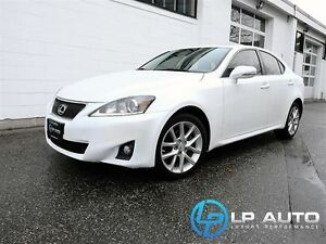 2012 Lexus IS 250 AWD $0 Down Financing!!