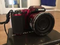 Nikon Coolpix L810 Red