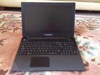 novatech nspire core i5 laptop on windows 10