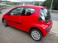Lovely little Citroen C1 low mileage, cheap tax and insurance