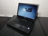 "ASUS X58L 15.4"" Windows 7 Notebook"