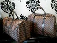 New holdall travel bags
