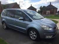 08 FORD GALAXY 2.0 TDCI ZETEC AUTO FULL MOT P/EX WELCOME