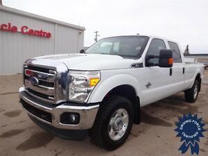 2014 Ford Super Duty F-350 SRW XLT FX4 Long Box One Ton Pickup