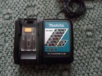 Makita charger 18v